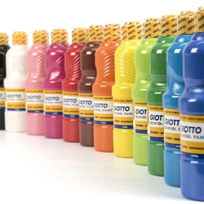 """תמונה של צבע גואש רחיץ -גיאוטו 1000 מ""""ל"""