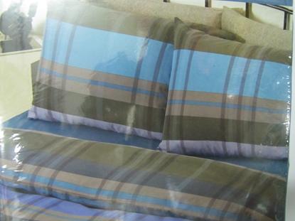תמונה של סט כותנה מיטה וחצי