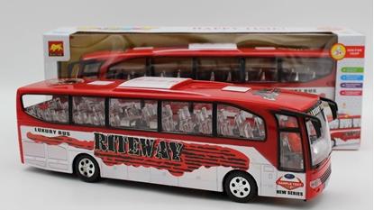 תמונה של אוטובוס בטרי מנגן