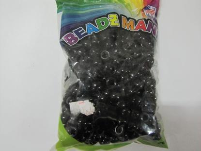 תמונה של חרוז חבית שחור 100 גרם
