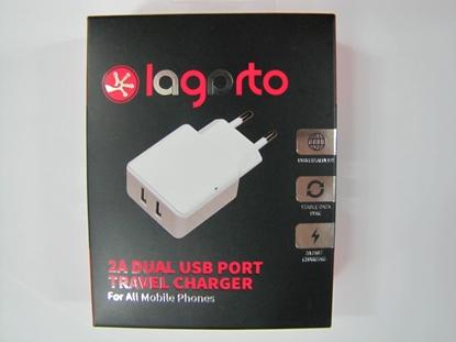Picture of מטען קיר USB 2A חברת LEG