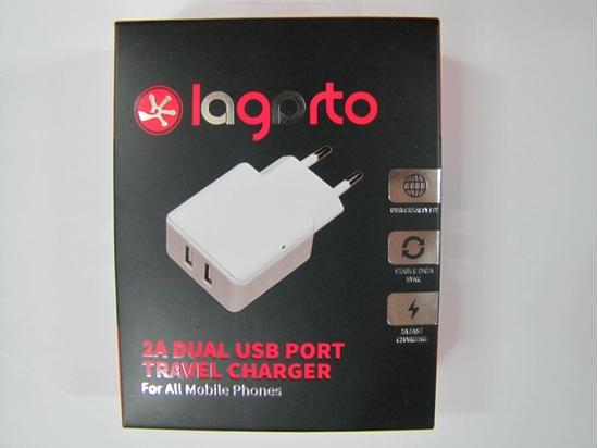 תמונה של מטען קיר USB 2A חברת LEG