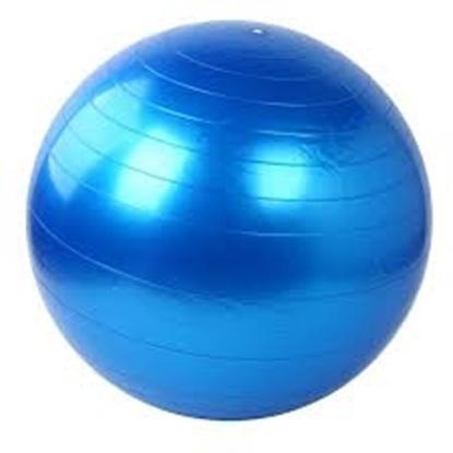 """תמונה של כדור פיזיו חלק ענק 65 ס""""מ"""