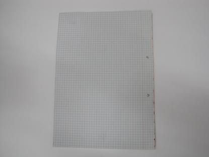 Picture of 10 דפדפות 40 דף משובץ/שורה