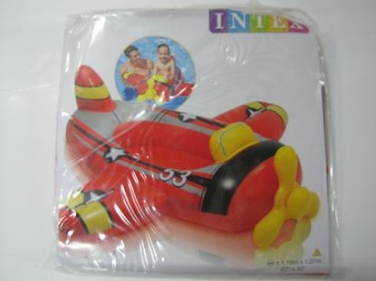 Picture of סירת רכיבה - מטוס/מכונית/כריש