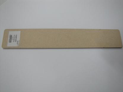 """תמונה של בסיס לחנוכיה מעכב בערה 0.3*5*30 ס""""מ"""