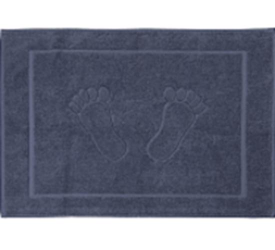 תמונה של שטיחון כפות רגליים - אפור כהה