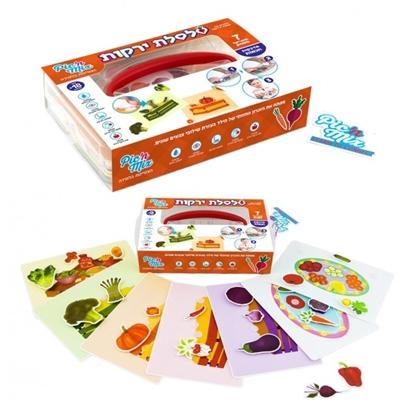 תמונה של משחק קופסא - סלסלת ירקות
