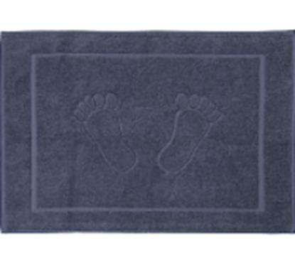 Picture of שטיחון כפות רגליים - אפור כהה