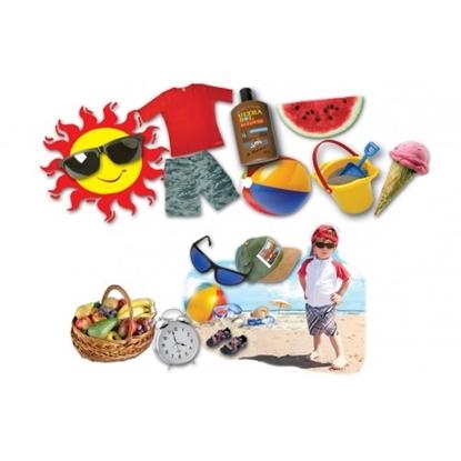תמונה של גזירות קיץ + חכם בשמש
